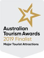 Award Major Tourist Attraction