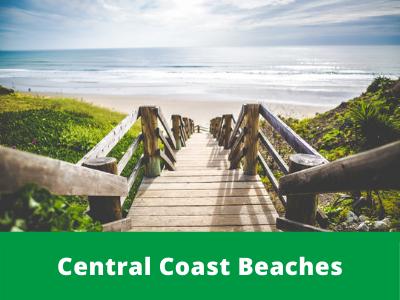 Central Coast Beaches