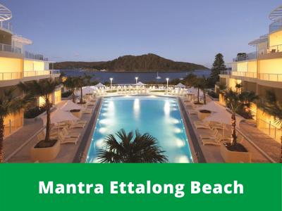 Mantra Ettalong Beach