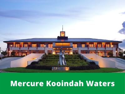 Mercure Kooindah Waters