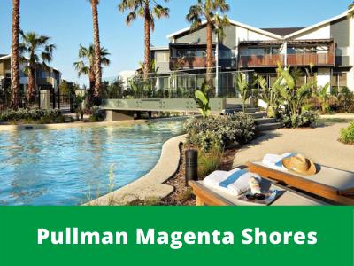 Pullman Magenta Shores