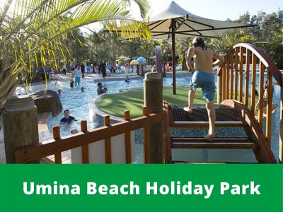 Ocean Beach Holiday resort